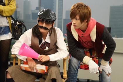 "Ressha Sentai ToQger's Next Episode – Station 38: ""Let's Make a Movie"""