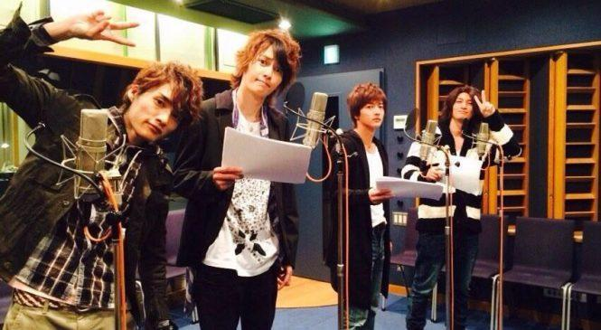 Kamen Rider Blade Drama CD Announced