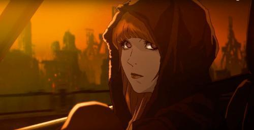 Blade Runner: Black Out 2022 – Cowboy Bebop Creator's Supremely Cool Anime