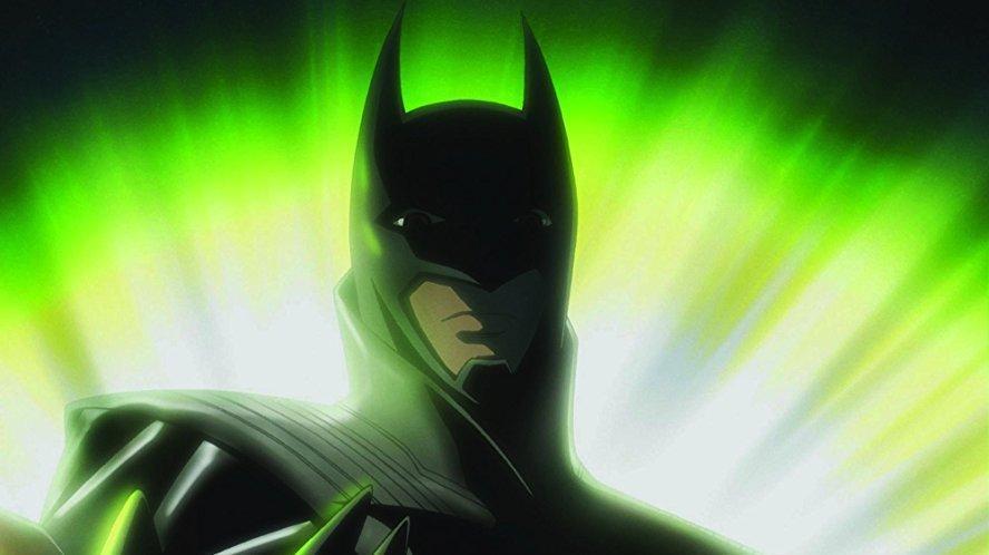 Batman Ninja: The Dark Knight Anime from Afro Samurai & Kamen Rider Masterminds