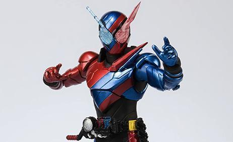 S.H. Figuarts Night Rogue vs S.H. Figuarts Kamen Rider Build: Who Reigns Supreme?