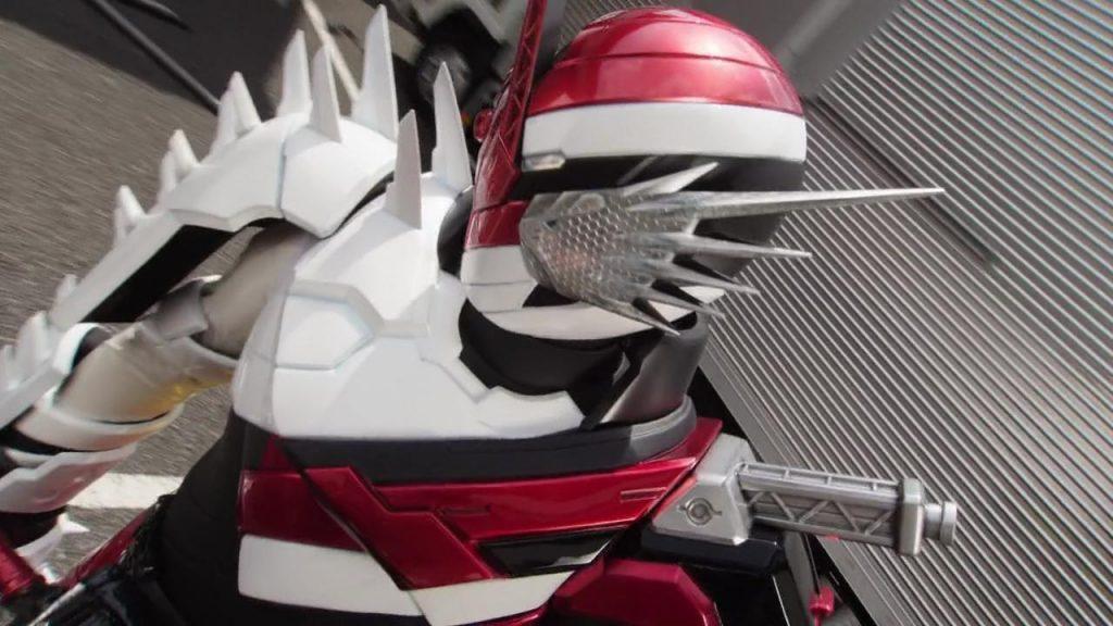 Kamen Rider Build Episode 8 Is Fire!