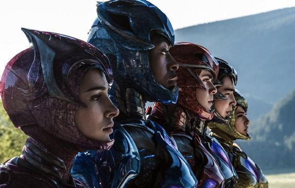 Hasbro Says Yes to Future POWER RANGERS Movie & More