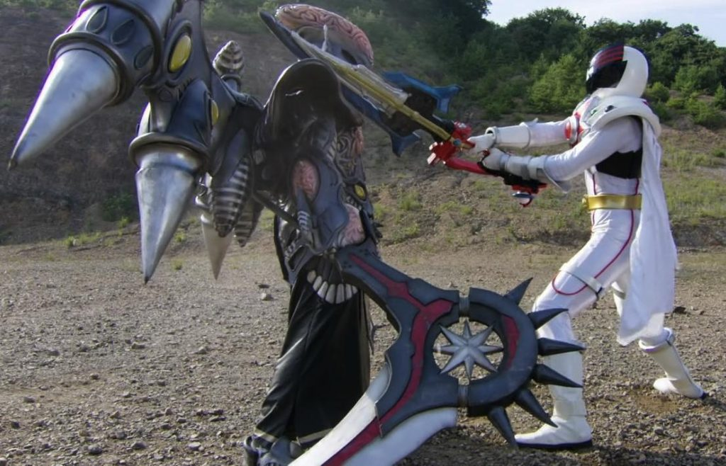 Fortune Sentai Luckyranger or How I Met Your Messiah: A Kyuranger Review
