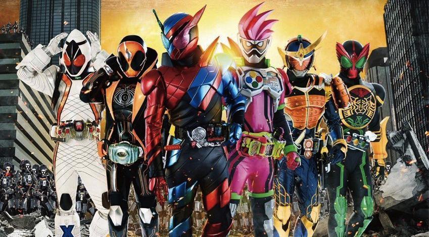 Kamen Rider Heisei Generations FINAL: Foundation X Marks The Spot?