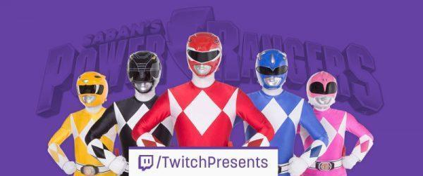 Not Too Late to Watch Power Rangers on Twitch!