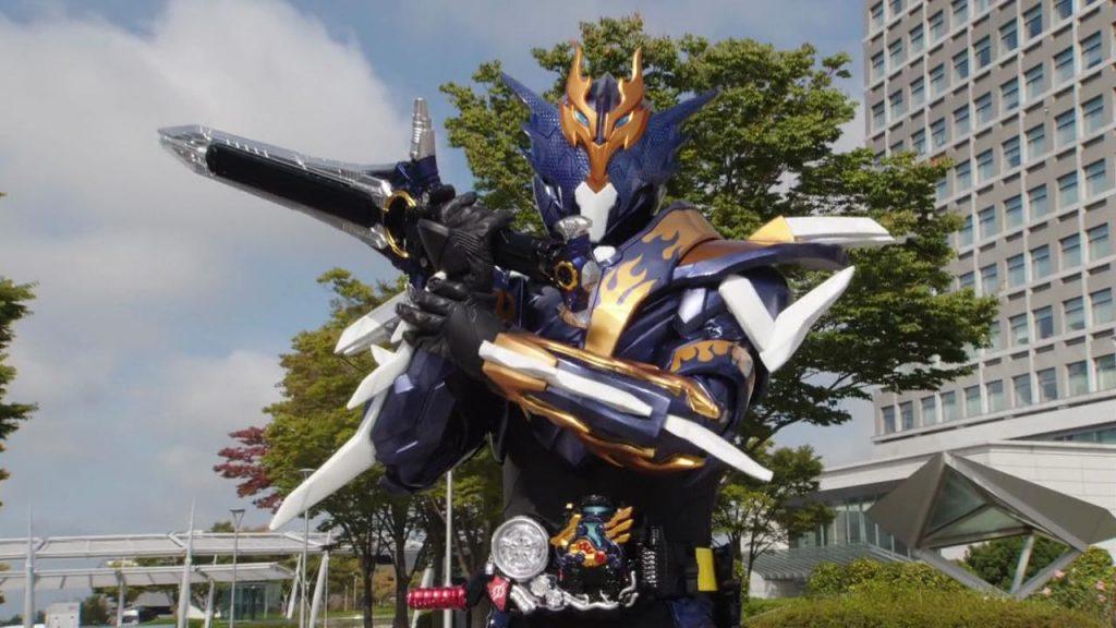 Kamen Rider Build Episode 11 Brings the Heat with the New Kamen Rider Cross-Z!