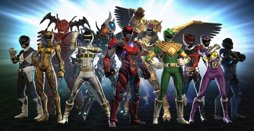 POWER RANGERS: LEGACY WARS Game Scores $11M Investment