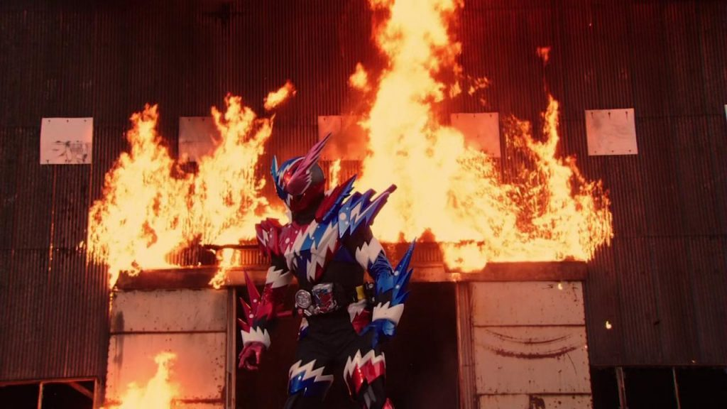 KAMEN RIDER BUILD: The Truth is Out in the Devilish Episode 15