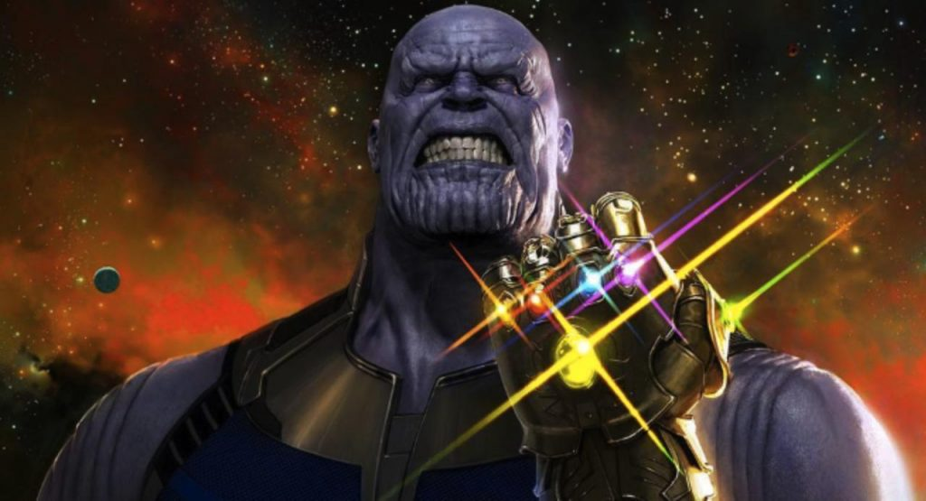 This Disney/Avengers Mash-Up Shows How Snake-like Thanos Can Be