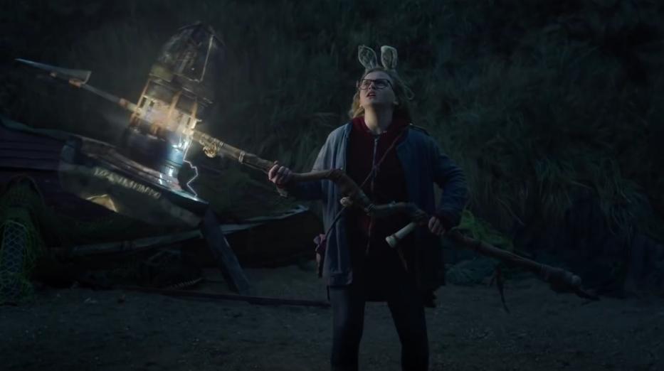 "I KILL GIANTS Trailer – ""Dark Omens Are Totally Cool"""