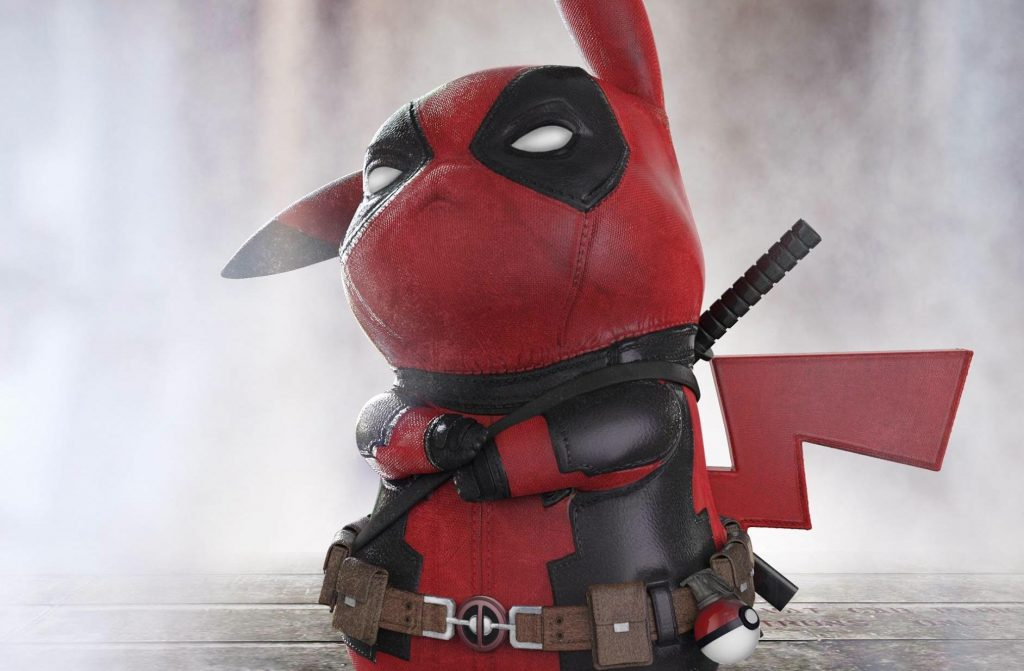 DEADPOOL's Ryan Reynolds is DETECTIVE PIKACHU, Plus: Dogs & Cats Live Together, Mass Hysteria
