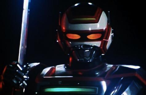 JUSPION 3D – The Classic Hero Revived