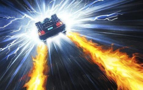 Great Scott! It's a BACK TO THE FUTURE Comic from ONE-PUNCH MAN Artist