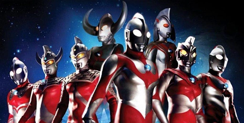 """North America's Official Ultraman Website, """"Ultraman Galaxy"""""""