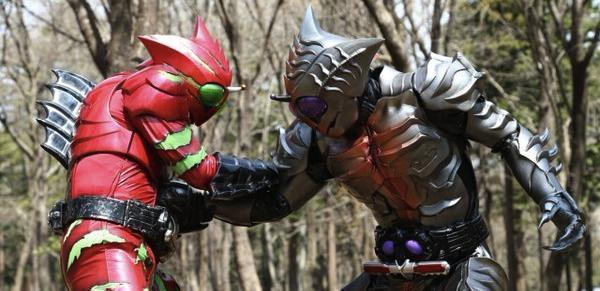 Watch: KAMEN RIDER AMAZONS Now Streaming