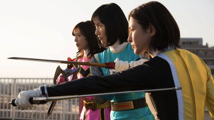 HERO MAMA LEAGUE: The Mother of all Super Sentai Crossovers