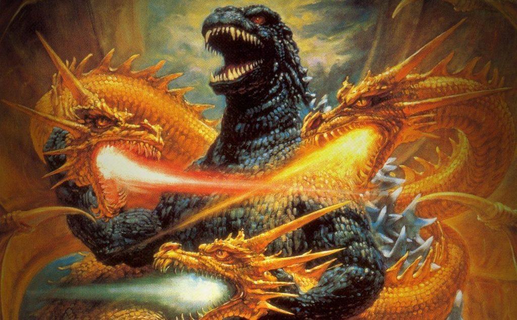 GODZILLA Trilogy Film 3 Title & Release Date Arrives