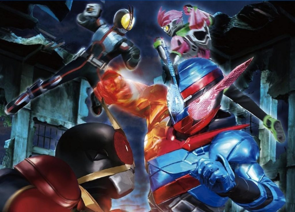 Game Session: KAMEN RIDER CLIMAX FIGHTERS