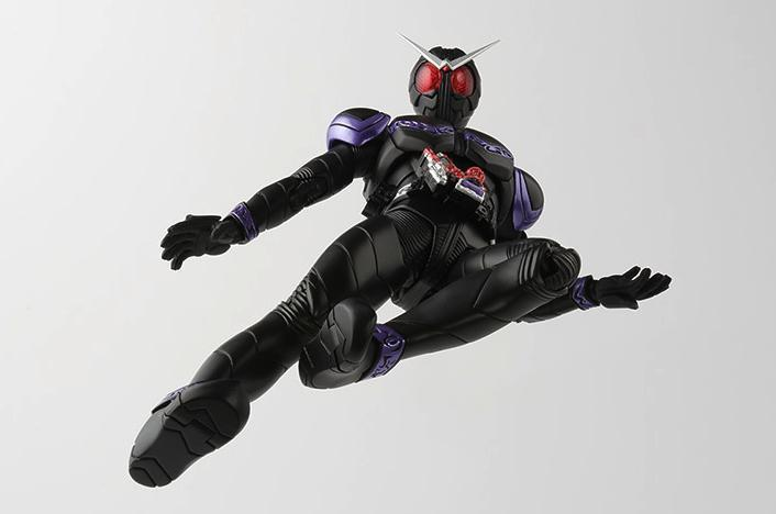S.H. Figuarts Kamen Rider Joker & Kamen Rider Genm Level 2 Official Images Revealed