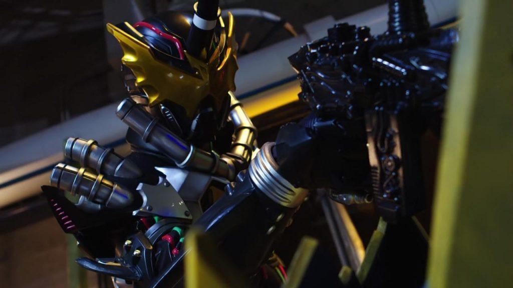 Kamen Rider Build Episode 4: A New Hope