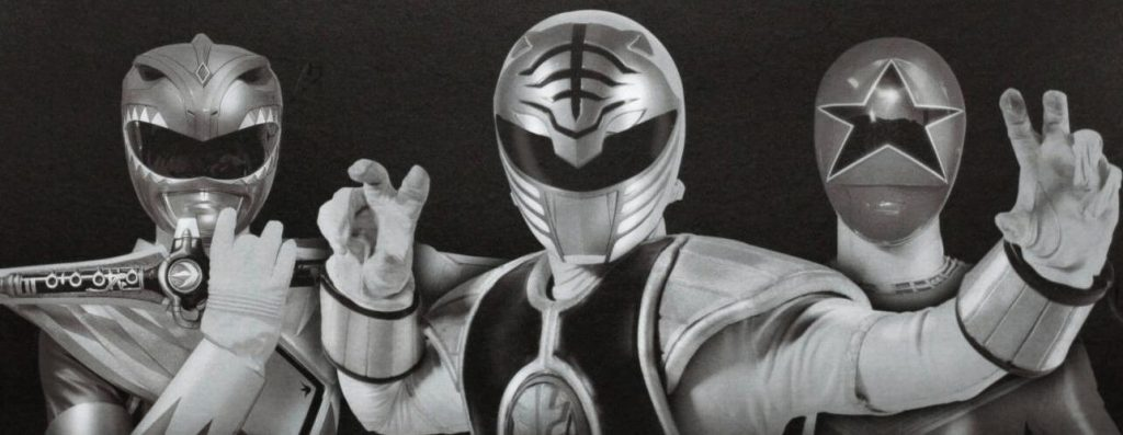 Power Rangers Show Their Fighting Spirit in New York Comic-Con 2017 Exclusives