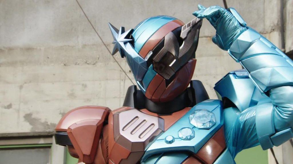 Kamen Rider Build Episode 2 Shines Bright, Like a Diamond