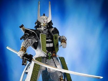 Takatora's New Form! – S.I.C. Kamen Rider Zangetsu Jimber Melon Arms