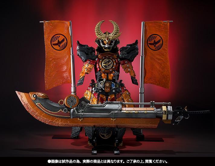 S.I.C. Kamen Rider Gaim Kachidoki Arms Official Images Revealed