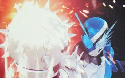 Review: Kamen Rider Build SODO Figures Wave 1