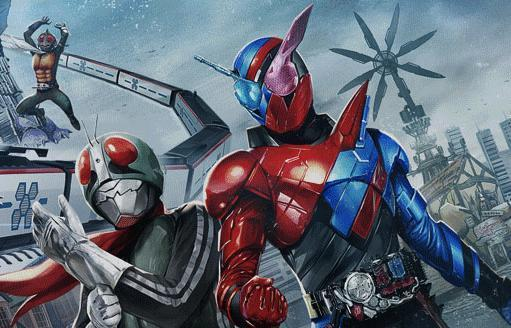 Kamen Rider City Wars – Don't Fail This City