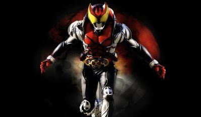 Break the Chain on this Kamen Rider Kiva Blu-ray Set