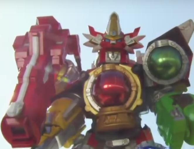 Preview: Uchuu Sentai Kyuranger Episode 36