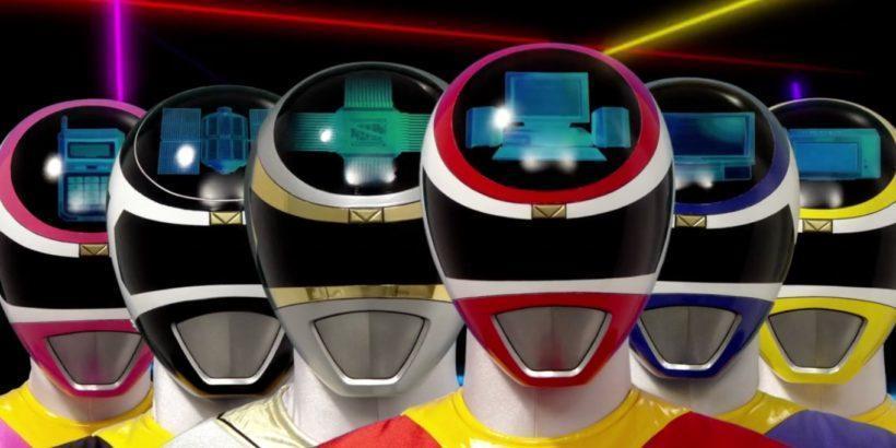 Shout! Factory's Megaranger Marathon