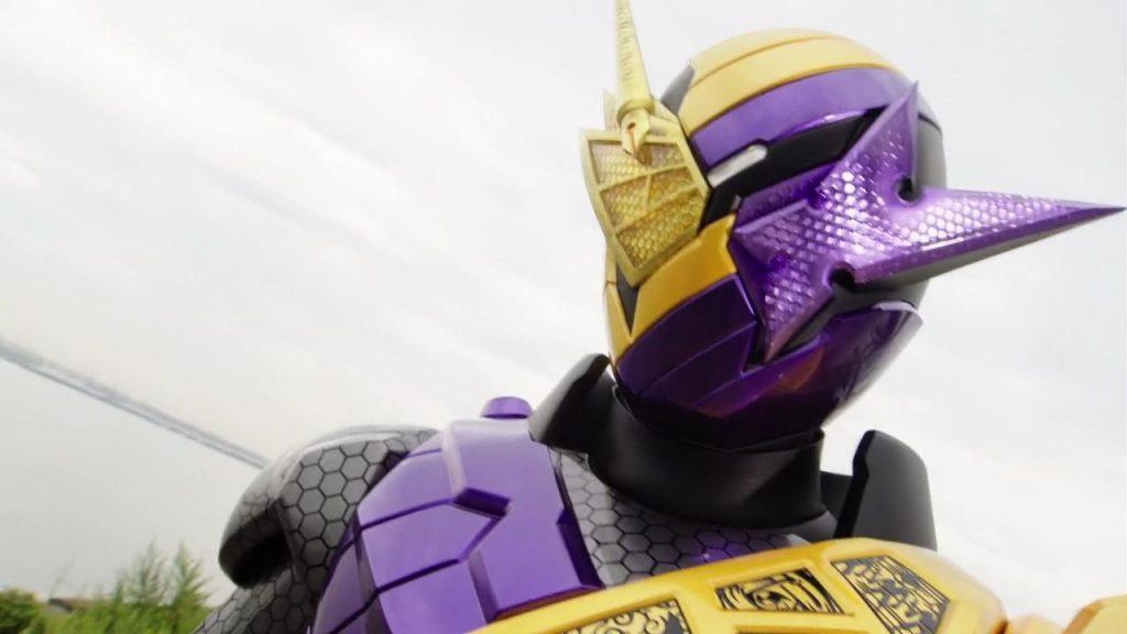 Kamen Rider Build Episode 5 Rocks the House