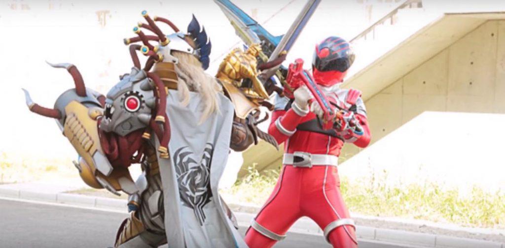 Preview: Ultraman Geed, Uchuu Sentai Kyuranger, Kamen Rider Build