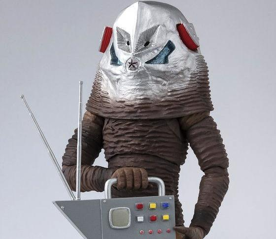 No Longer an Imitation: S.H.Figuarts Alien Zarab!