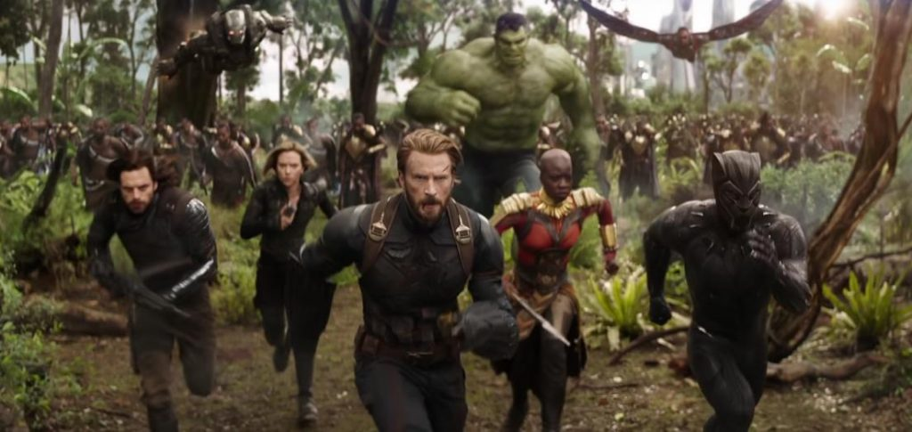 AVENGERS: INFINITY WAR Trailer – The Beginning of the End