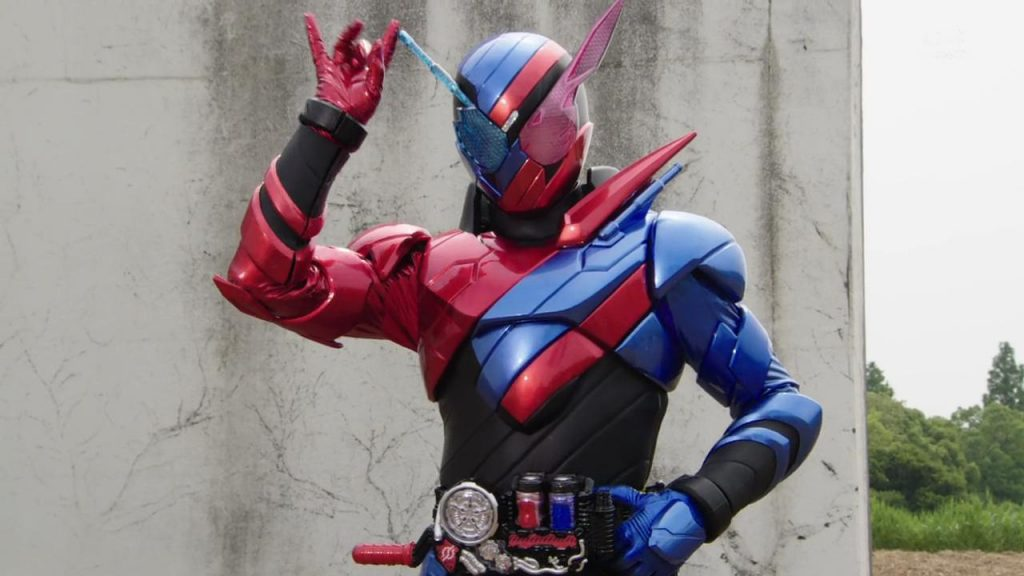 Be The One, With This 'Kamen Rider Build' English-Language Intro