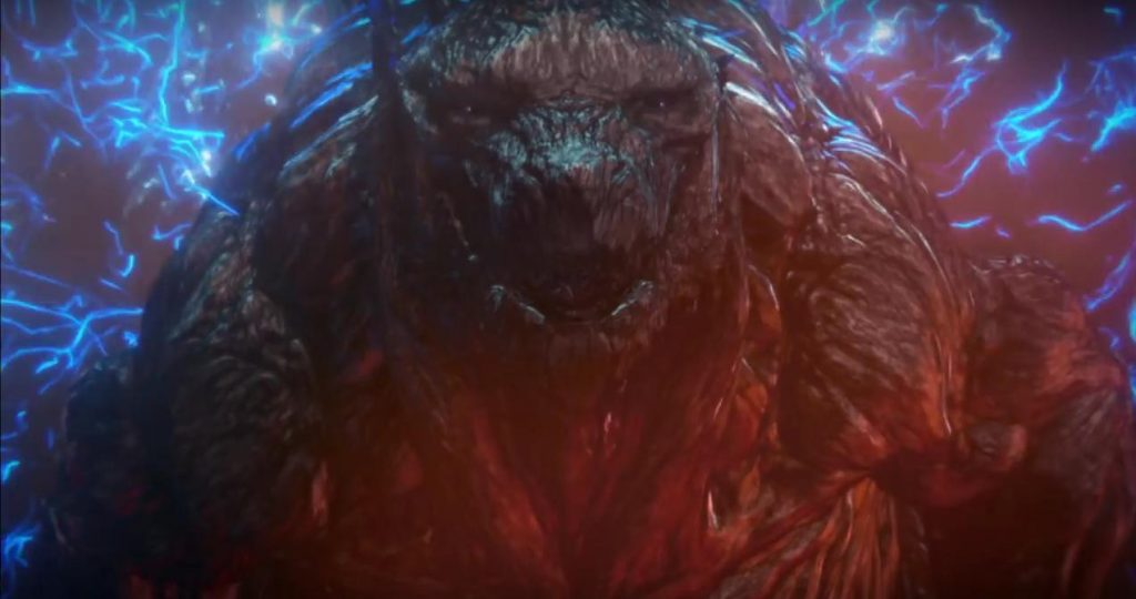 Spine-Tingling Destruction Erupts in New 'Godzilla: Planet of the Monsters' Promos
