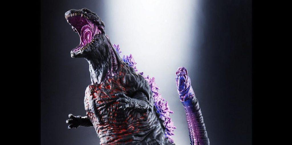 Shin Godzilla Lives, With Bandai's Kaiju-Oh Godzilla 2016 Climax Ver.