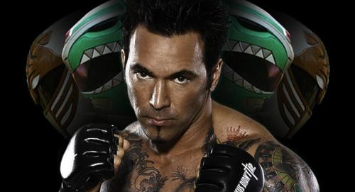 "Green Ranger Jason David Frank to Jean-Claude Van Damme: ""Don't try to punk me."""