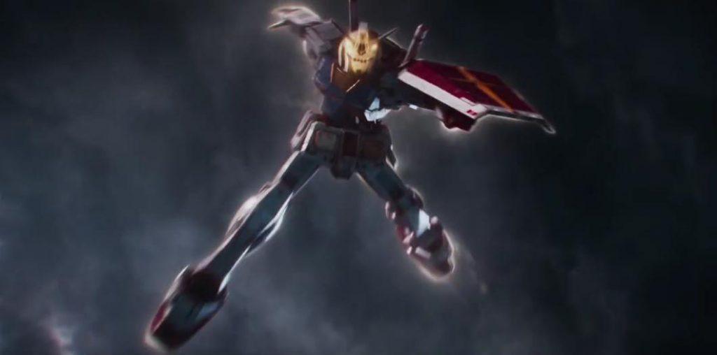 Gundam Takes Flight in Latest READY PLAYER ONE Trailer