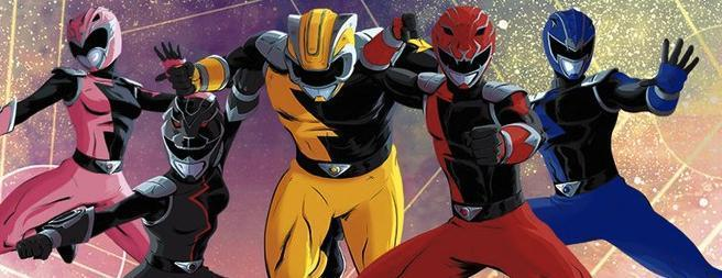 Watch: POWER RANGERS HYPERFORCE Episode 6