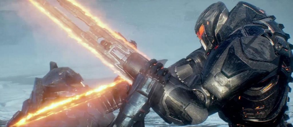 PACIFIC RIM: UPRISING – Now With 10% More Mako, Monsters, and Riders