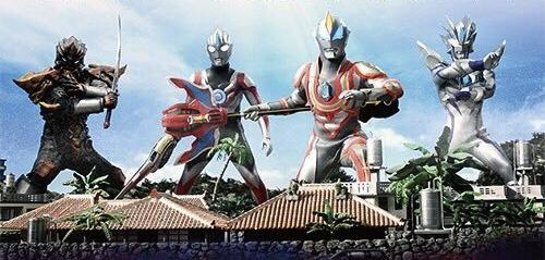 ULTRAMAN GEED Movie Trailer: ULTRAMAN ORB Strikes Back!