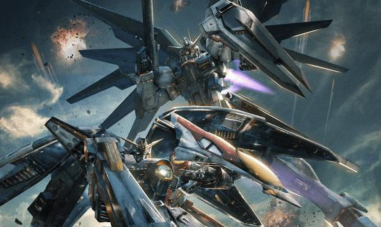 Game Session: GUNDAM VERSUS Series