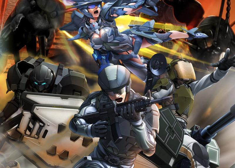 Game On: EARTH DEFENSE FORCE Series
