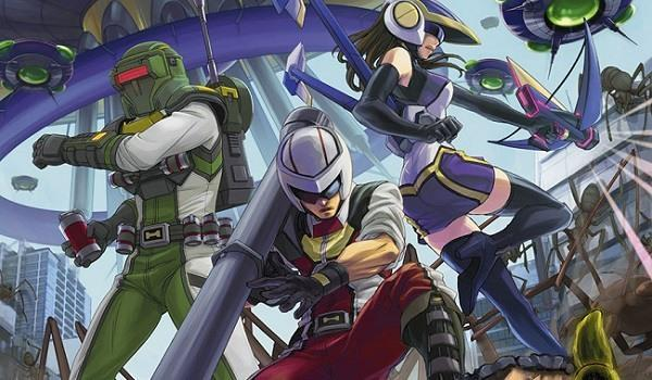 Game On: EARTH DEFENSE FORCE Series Part 4