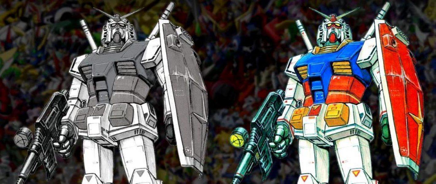 GUNDAM--SUPER-ROBOTS